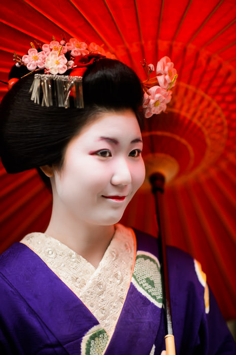 Not so Fake -- Gion -- Kyoto, Japan -- Copyright 2014 Jeffrey Friedl, http://regex.info/blog/