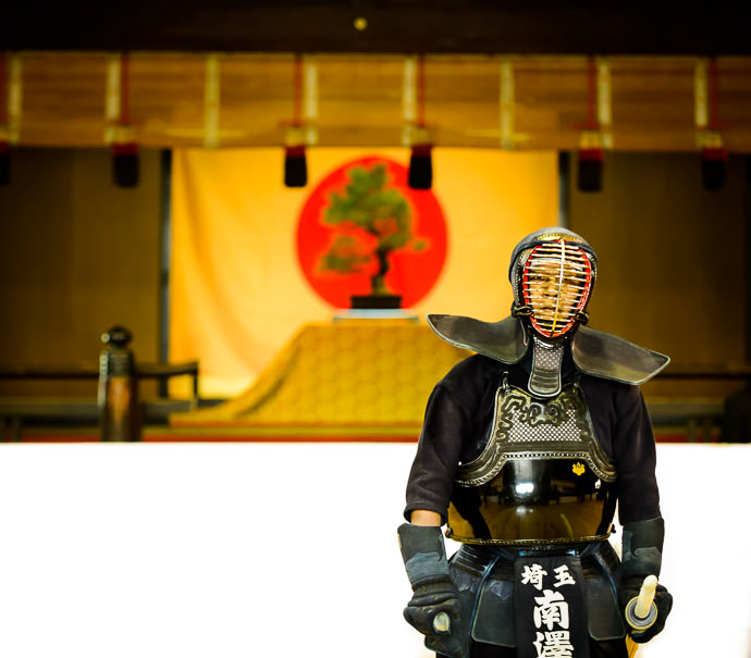 Vanquished or Victor? With kendo , you can't really tell -- Kyubutokuden (旧武徳殿) -- Kyoto, Japan -- Copyright 2014 Jeffrey Friedl, http://regex.info/blog/ -- This photo is licensed to the public under the Creative Commons Attribution-NonCommercial 4.0 International License http://creativecommons.org/licenses/by-nc/4.0/ (non-commercial use is freely allowed if proper attribution is given, including a link back to this page on http://regex.info/ when used online)
