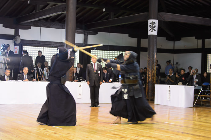Kyubutokuden (旧武徳殿) -- Kyoto, Japan -- Copyright 2014 Jeffrey Friedl, http://regex.info/blog/ -- This photo is licensed to the public under the Creative Commons Attribution-NonCommercial 4.0 International License http://creativecommons.org/licenses/by-nc/4.0/ (non-commercial use is freely allowed if proper attribution is given, including a link back to this page on http://regex.info/ when used online)