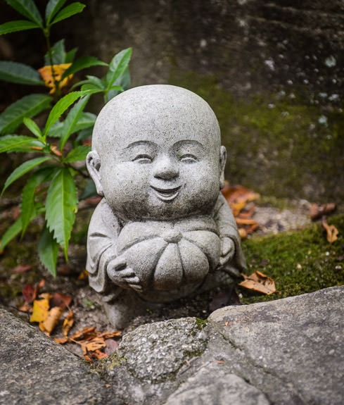 Happy Gourd -- Daishoin Temple (大聖院) -- Miyajima, Hiroshima, Japan -- Copyright 2014 Jeffrey Friedl, http://regex.info/blog/