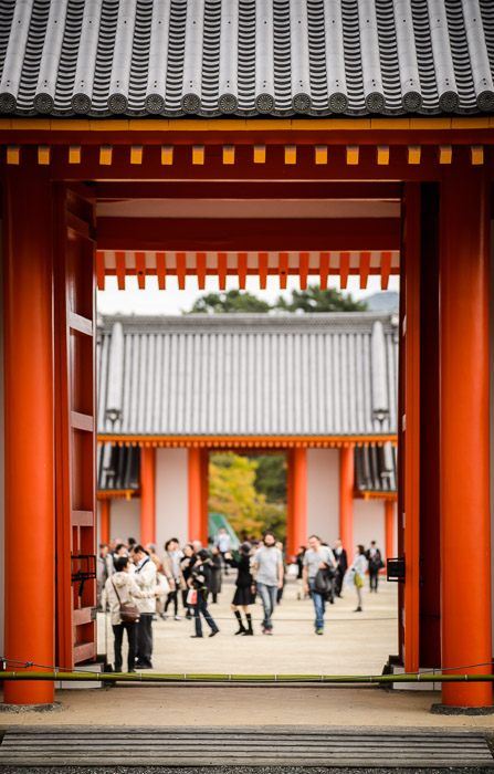 Through and Through again -- Kyoto Imperial Palace (京都御所) -- Kyoto, Japan -- Copyright 2014 Jeffrey Friedl, http://regex.info/blog/ -- This photo is licensed to the public under the Creative Commons Attribution-NonCommercial 4.0 International License http://creativecommons.org/licenses/by-nc/4.0/ (non-commercial use is freely allowed if proper attribution is given, including a link back to this page on http://regex.info/ when used online)
