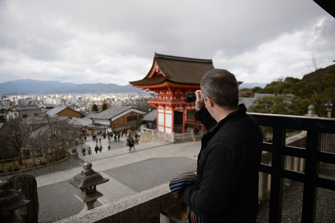 Snapshot the Old Fashioned Way -- Kyoto, Japan -- Copyright 2014 Jeffrey Friedl, http://regex.info/blog/