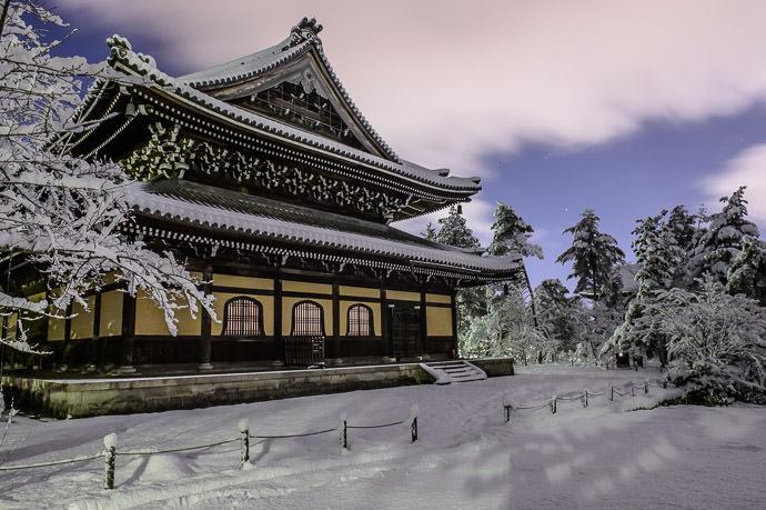 Building at the Nanzenji Temple -- Nanzen Temple (南禅寺) -- Kyoto, Japan -- Copyright 2015 Jeffrey Friedl, http://regex.info/blog/