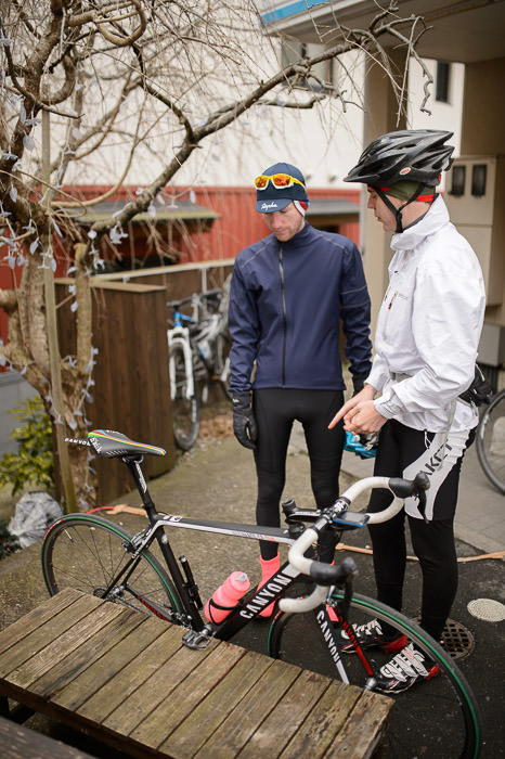 Ross's New Bike taking a break -- Kyoto, Japan -- Copyright 2015 Jeffrey Friedl, http://regex.info/blog/