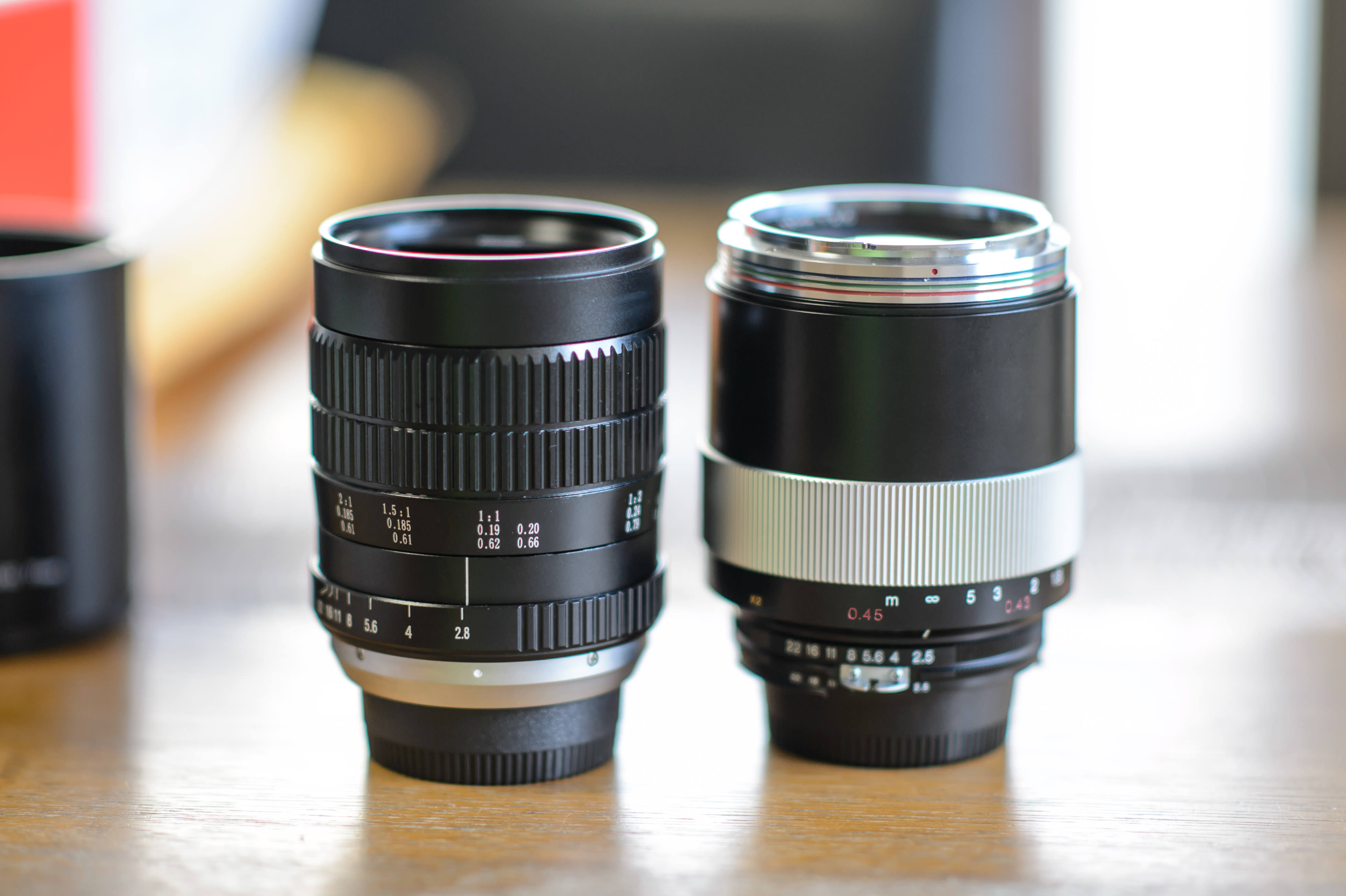 corruagation magnifyimg lense 8x