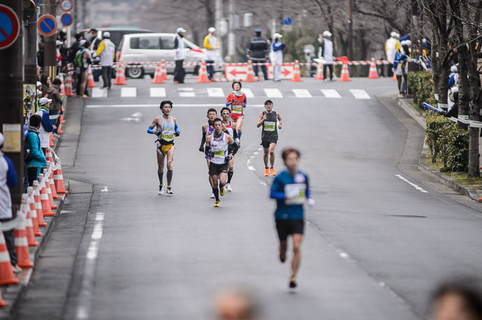 A Minute or Two Before the Finish フィニッシュの直前(〜360m) -- Kyoto, Japan -- Copyright 2015 Jeffrey Friedl, http://regex.info/blog/