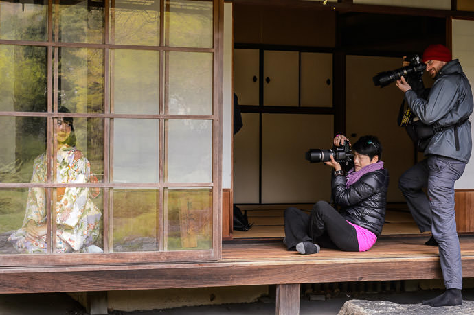 Typical Scene -- Murin'an Garden (無鄰菴) -- Kyoto, Japan -- Copyright 2015 Jeffrey Friedl, http://regex.info/blog/