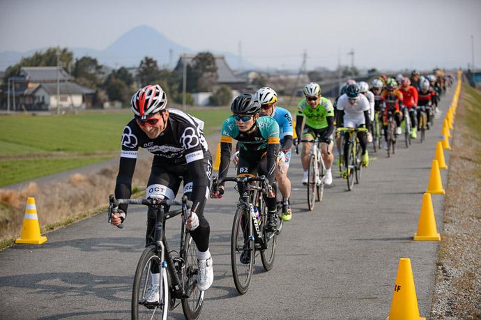 Enough Energy to Smile -- 第5回守山野洲川クリテリウム -- Moriyama, Shiga, Japan -- Copyright 2017 Jeffrey Friedl, http://regex.info/blog/