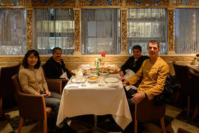 Raj Mahal Restaurant -- Chuo-ku, Tokyo, Japan -- Copyright 2017 Jeffrey Friedl, http://regex.info/blog/