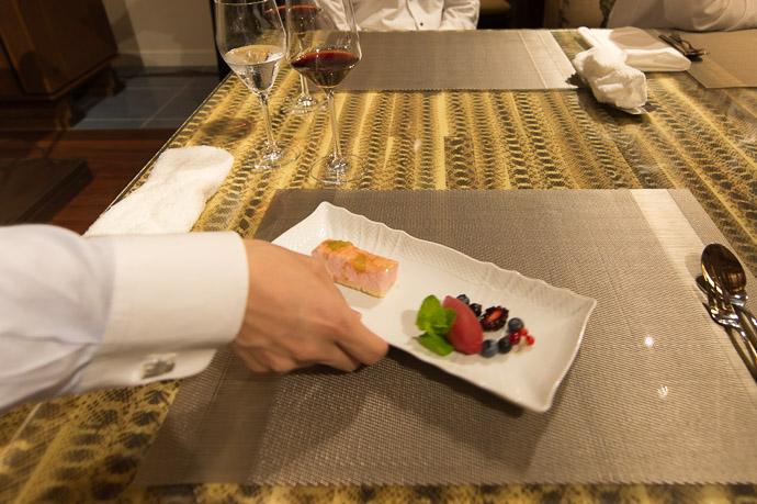 Dessert -- AIC秋津洲京都 -- Kyoto, Japan -- Copyright 2017 Jeffrey Friedl