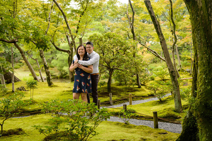 Amidst Lush Moss -- Kyoto, Japan -- Copyright 2017 Jeffrey Friedl, http://regex.info/blog/