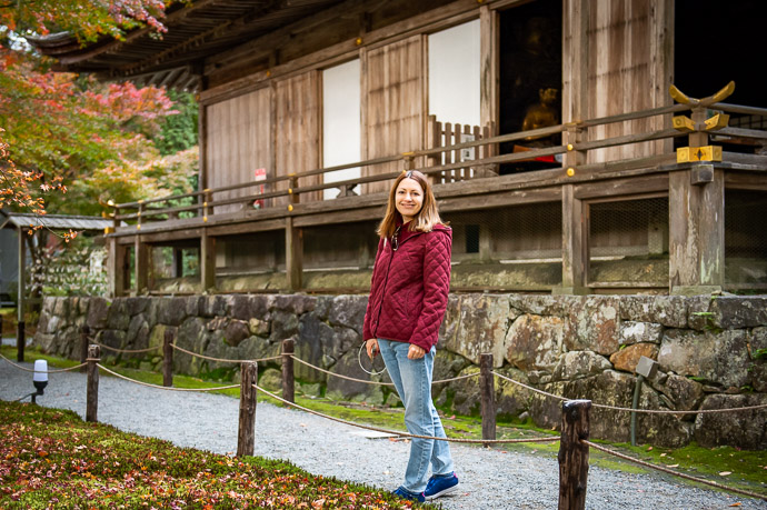 Olesia -- Sanzen-in Temple (三千院) -- Kyoto, Japan -- Copyright 2018 Jeffrey Friedl, http://regex.info/blog/