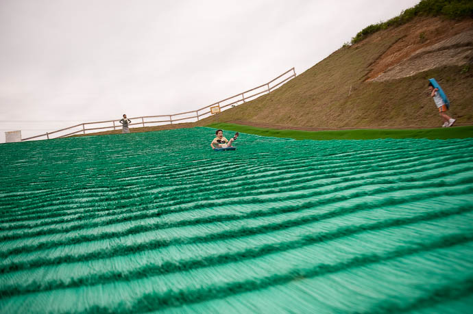 Abandon Hope All Ye Who Slide Here -- Hinocho, Shiga, Japan -- Copyright 2008 Jeffrey Eric Francis Friedl, http://regex.info/blog/