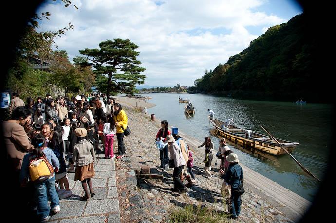Arrival -- Kyoto, Japan -- Copyright 2008 Jeffrey Friedl, http://regex.info/blog/