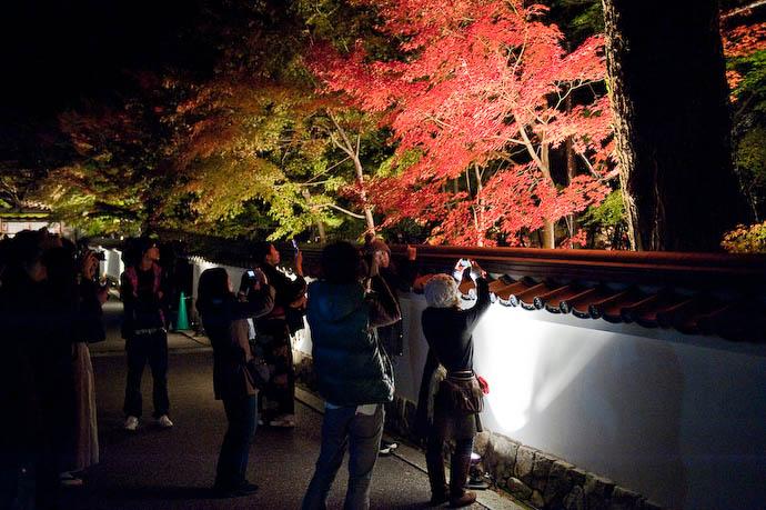 The Eikando Temple  --  Kyoto, Japan  --  Copyright 2008 Jeffrey Friedl, http://regex.info/blog/
