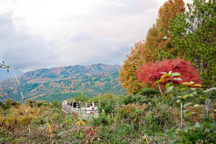 The Real Overlook as explained last time -- Shogunzuka -- Kyoto, Japan -- Copyright 2008 Jeffrey Friedl, http://regex.info/blog/