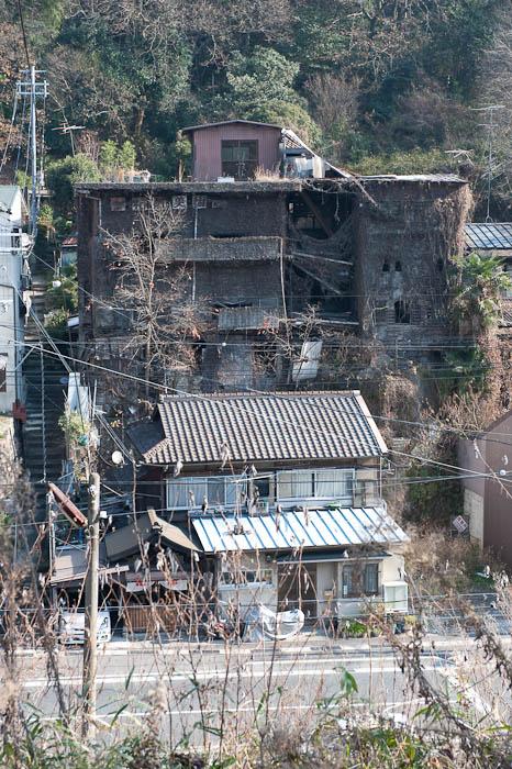 Haunted House? Kyoto, Japan -- Copyright 2008 Jeffrey Friedl, http://regex.info/blog/