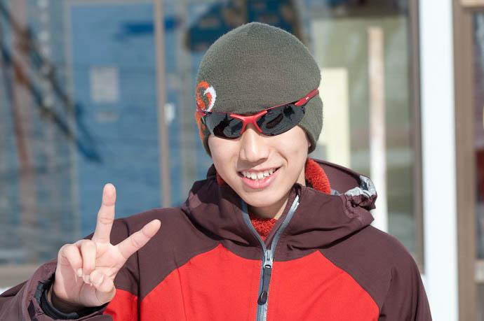 Hero -- Hakodateyama Ski -- Takashima, Shiga, Japan -- Copyright 2009 Jeffrey Friedl, http://regex.info/blog/