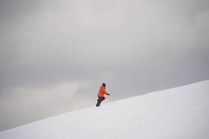 Onward and Upward -- Hakodateyama Ski -- Takashima, Shiga, Japan -- Copyright 2009 Jeffrey Friedl, http://regex.info/blog/