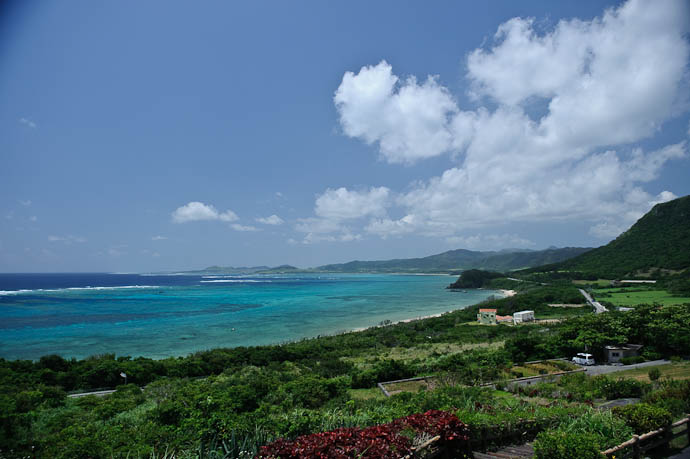 View from the Top looking South -- Ishigaki, Okinawa, Japan -- Copyright 2009 Jeffrey Friedl, http://regex.info/blog/