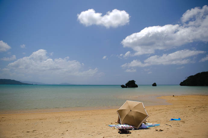 Relaxation -- Ishigaki, Okinawa, Japan -- Copyright 2009 Jeffrey Friedl, http://regex.info/blog/