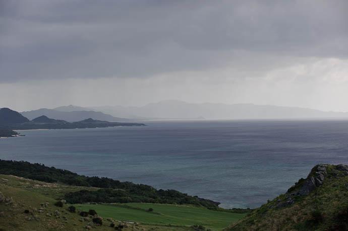 To the South: Rain and More Gloom -- Ishigaki, Okinawa, Japan -- Copyright 2009 Jeffrey Friedl, http://regex.info/blog/