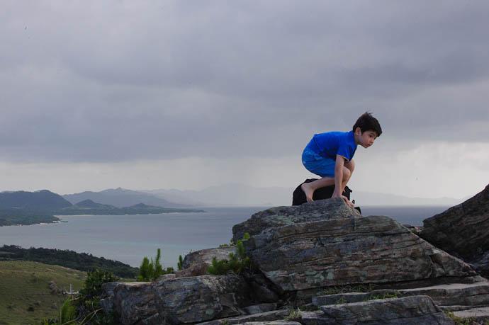 These Rocks Were His Dinosaur House -- Ishigaki, Okinawa, Japan -- Copyright 2009 Jeffrey Friedl, http://regex.info/blog/