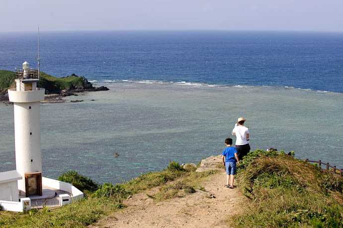 Heading Down -- Ishigaki, Okinawa, Japan -- Copyright 2009 Jeffrey Friedl, http://regex.info/blog/