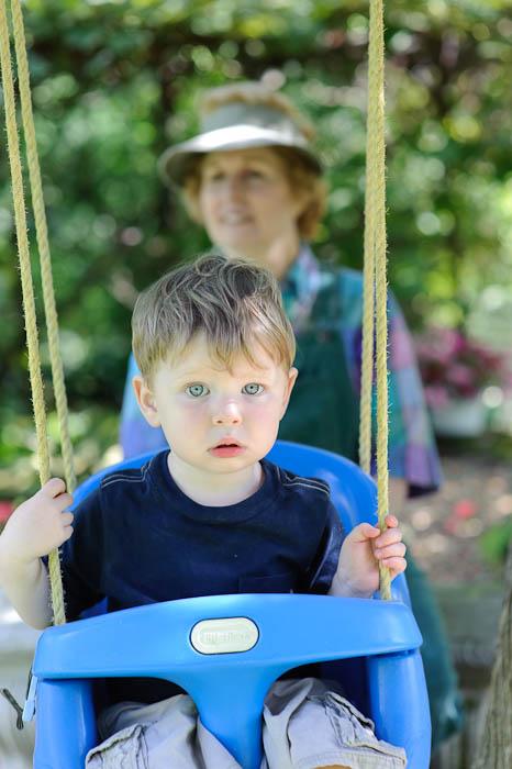 Luke's Eyes, Full Frame -- Rootstown, Ohio, USA -- Copyright 2009 Jeffrey Friedl, http://regex.info/blog/
