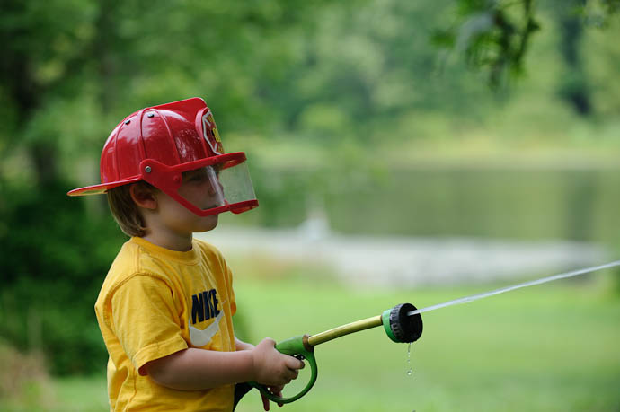 A Fireman Can't Be Too Careful -- Rootstown, Ohio, USA -- Copyright 2009 Jeffrey Friedl, http://regex.info/blog/