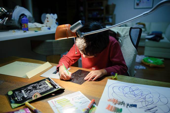 Artist's Workbench -- Kyoto, Japan -- Copyright 2009 Jeffrey Friedl, http://regex.info/blog/