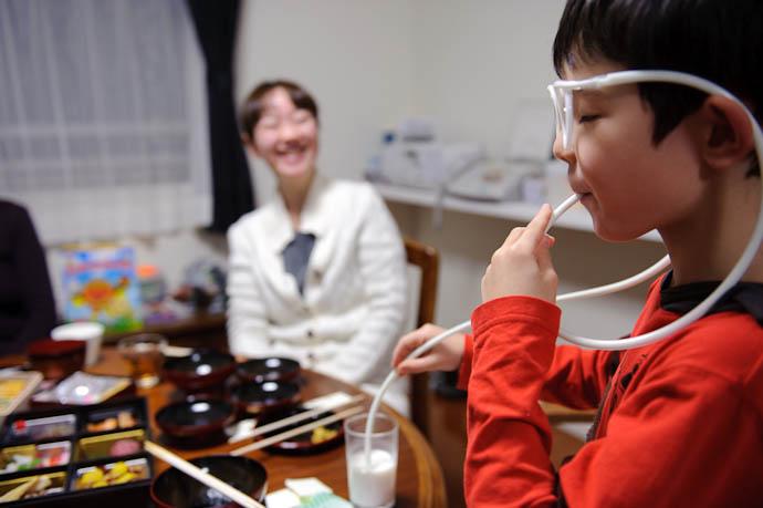 Milk Glasses -- Kyoto, Japan -- Copyright 2010 Jeffrey Friedl, http://regex.info/blog/