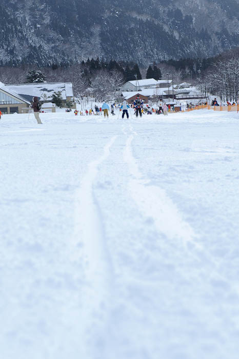Happy Trails -- Makino Ski Area -- Takashima, Shiga, Japan -- Copyright 2010 Jeffrey Friedl, http://regex.info/blog/