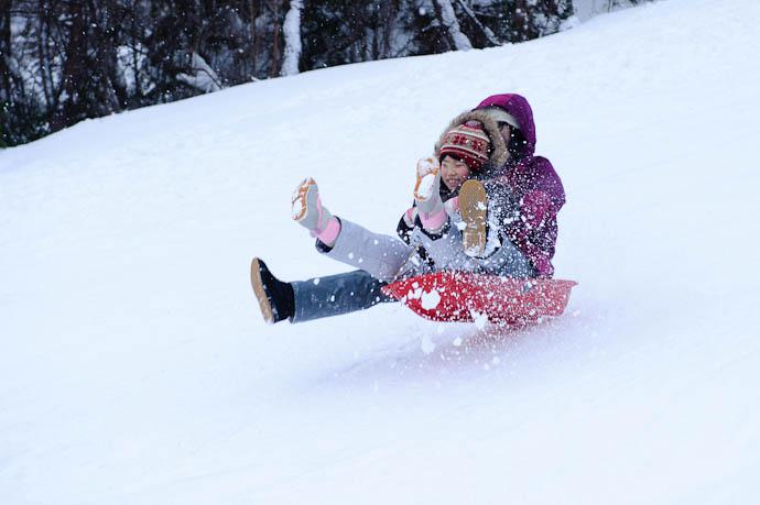 This Can't End Well -- Makino Ski Area -- Takashima, Shiga, Japan -- Copyright 2010 Jeffrey Friedl, http://regex.info/blog/