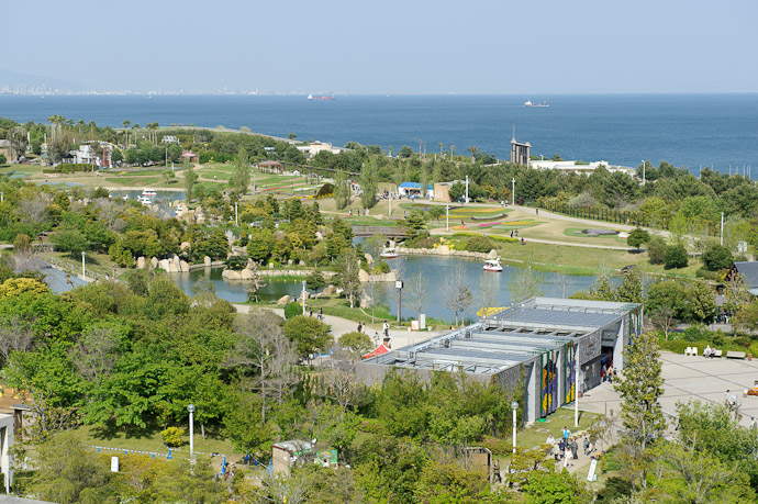 The View Entrance to the Akashi Straights National Park -- Westin Awaji Hotel -- Awaji, Hyogo, Japan -- Copyright 2010 Jeffrey Friedl, http://regex.info/blog/