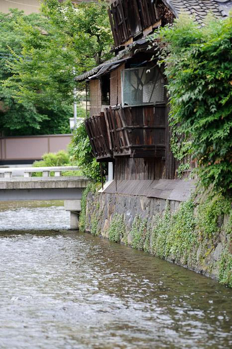 Shirakawa River Kyoto Japan -- Copyright 2010 Jeffrey Friedl, http://regex.info/blog/