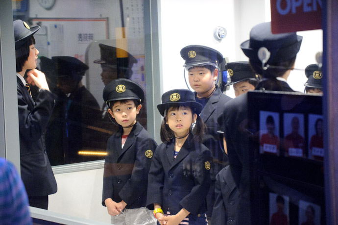 Freshman Orientation -- KidZania -- Nishinomiya, Hyogo, Japan -- Copyright 2010 Jeffrey Friedl, http://regex.info/blog/