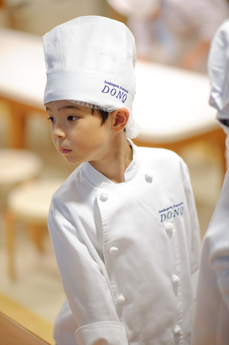 Dapper Chef -- KidZania -- Nishinomiya, Hyogo, Japan -- Copyright 2010 Jeffrey Friedl, http://regex.info/blog/