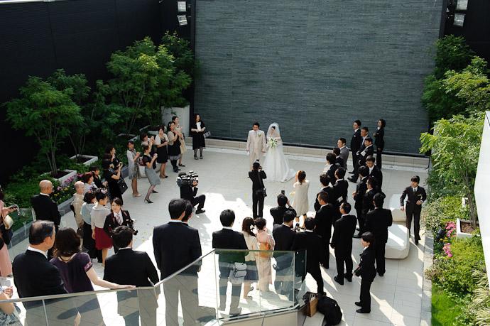 Photo Op #18 of 623 -- Wedding of Shogo and Namiko -- Nagoya, Aichi, Japan -- Copyright 2010 Jeffrey Friedl, http://regex.info/blog/