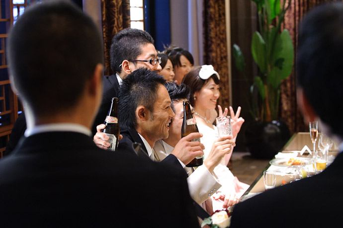 Parallel Photo Ops -- Wedding of Shogo and Namiko -- Nagoya, Aichi, Japan -- Copyright 2010 Jeffrey Friedl, http://regex.info/blog/