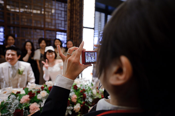 Pro Photog Enlisted To Use Guest's Camera -- Wedding of Shogo and Namiko -- Nagoya, Aichi, Japan -- Copyright 2010 Jeffrey Friedl, http://regex.info/blog/
