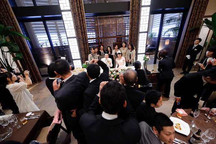 Let the Scrum Begin -- Wedding of Shogo and Namiko -- Nagoya, Aichi, Japan -- Copyright 2010 Jeffrey Friedl, http://regex.info/blog/