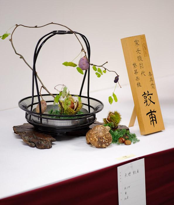 Ikebana Show -- Kyoto, Japan -- Copyright 2010 Jeffrey Friedl, http://regex.info/blog/
