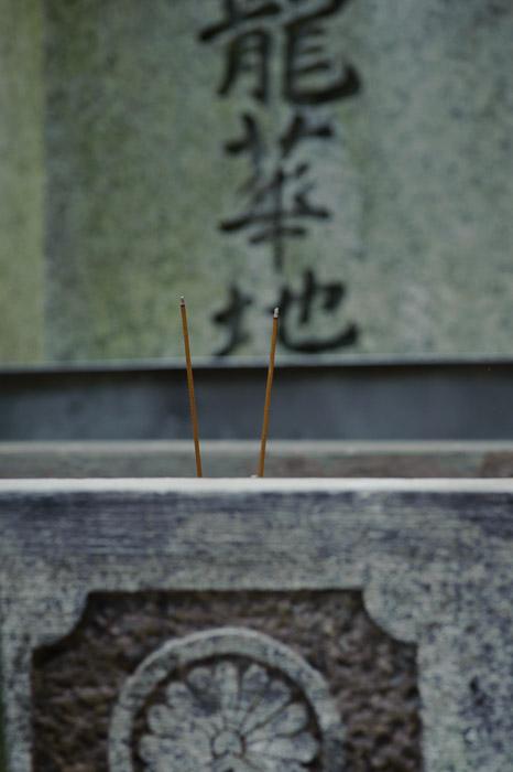 Thinking of Your Sorrow -- Kongourinji Temple (金剛輪寺) -- Aisho, Shiga, Japan -- Copyright 2010 Jeffrey Friedl, http://regex.info/blog/