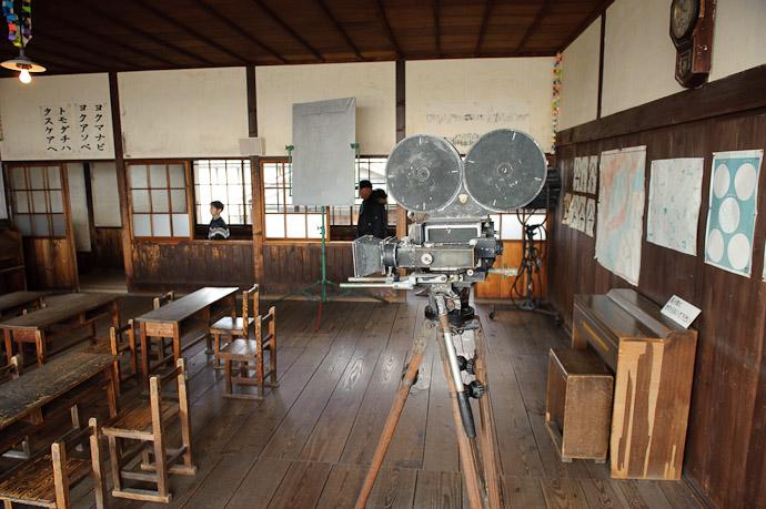 """Classroom"" -- Shodoshima, Kagawa, Japan -- Copyright 2010 Jeffrey Friedl, http://regex.info/blog/"