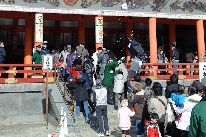 Not Too Effective -- Heian Shrine -- Kyoto, Japan -- Copyright 2011 Jeffrey Friedl, http://regex.info/blog/