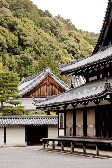 Depth -- Sennyuji Temple(泉涌寺) -- Kyoto, Japan -- Copyright 2011 Jeffrey Friedl, http://regex.info/blog/