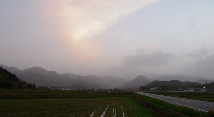 Rice Field -- Toyooka, Hyogo, Japan -- Copyright 2011 Jeffrey Friedl, http://regex.info/blog/