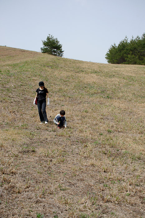 Found Another -- Mt. Kan'nabe (神鍋山) -- Toyooka, Hyogo, Japan -- Copyright 2011 Jeffrey Friedl, http://regex.info/blog/