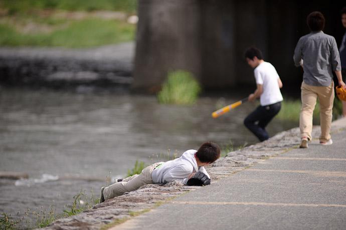 Second Team Off the Bench -- Kyoto, Japan -- Copyright 2011 Jeffrey Friedl, http://regex.info/blog/